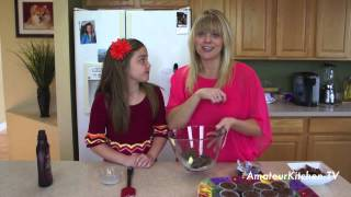How To Make Buttermilk Chocolate Cupcakes With Chocolate