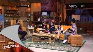 Ini Talk Show 31 Oktober 2014 Part 4/4 - Nafa Urbach, Natasha Rizki, Alya Rohali dan Cak Mancal