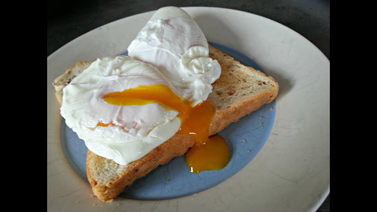 how to make poached eggs in a pot gordon ramsay