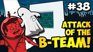 Minecraft: GHOSTLY PRANK! Attack Of The B-Team Ep. 38 (HD)