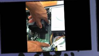 How To Remove And Replace A Memory Card Of A Desktop Computer
