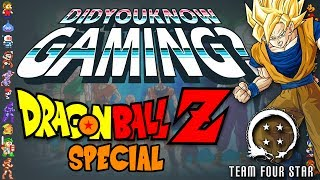 Dragon Ball Z Games - Did You Know Gaming? Feat. TeamFourStar (Takahata101)