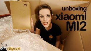 Xiaomi MI2 Unboxing