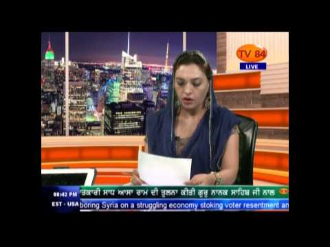SOS 8-28-13 Part 3 Dr. Amarjit Singh on Simla Agreement Between Indira Gandhi & Bhutto