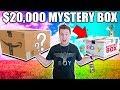 10 VS 20 000 EBAY MYSTERY BOX CHALLENGE Cash Poo Toys More