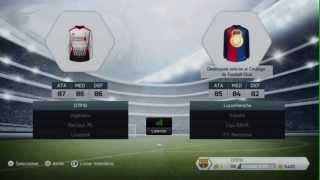 TUTORIAL CREAR EQUIPO FIFA14
