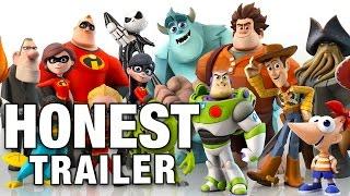 DISNEY INFINITY (Honest Game Trailers)