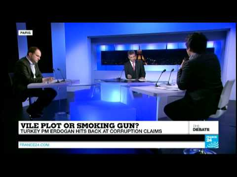 Turkey's PM Erdogan Hits Back at Corruption Claims (Part 1) - #F24Debate