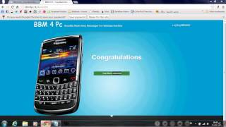 Black Berry Massanger On Pc , BBM 4 PC Free , BBM For