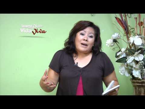 Tiempo con Dios Miércoles 24 Julio 2013, Cristina Terrazas