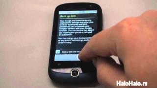 Kako podesiti Gmail nalog na Android telefonu