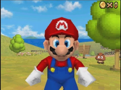 "Super Mario 64 DS - Episode 1 ""Role Reversal"""