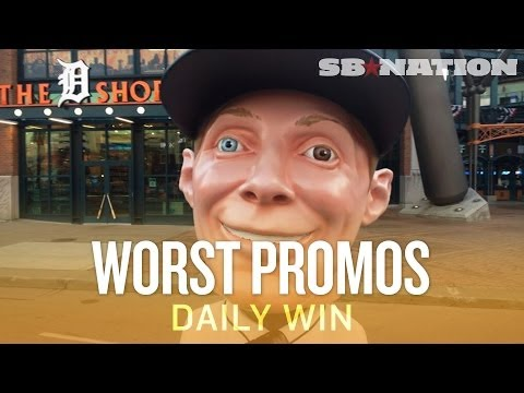 Baseball stadium promotions worse than the life-size Max Scherzer bobble head - The Daily Win