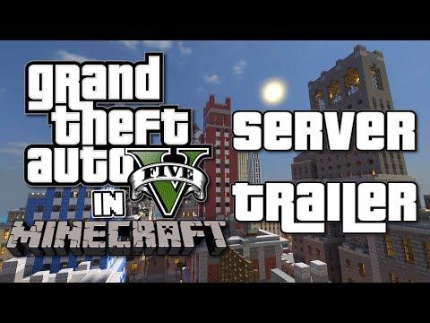Grand Theft Minecraft| Grand Theft Auto Minecraft Server| Grand Theft