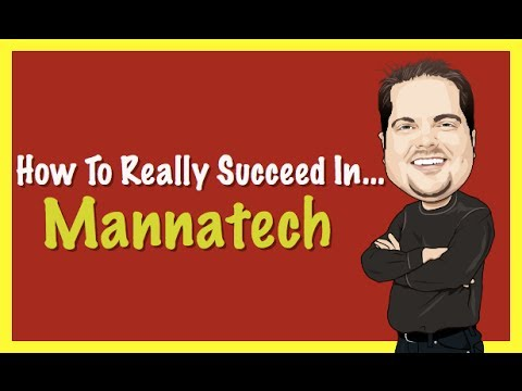 Mannatech Review | How To Really Succeed In Mannatech