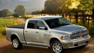 2014 Ram 1500 V6 EcoDiesel Pickup Explained Inside & Out