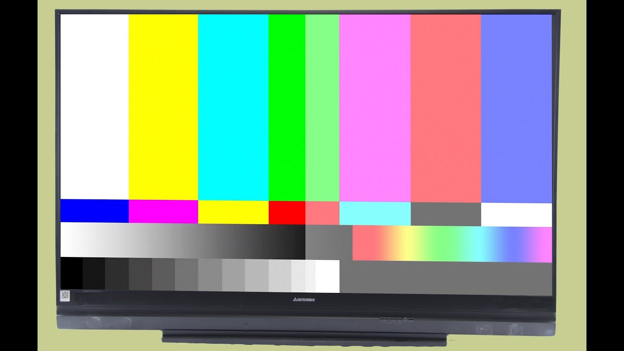 Mitsubishi Color Distortion How to Replace DLP Color Wheel TV Repair - DIY Light Engine Removal ...