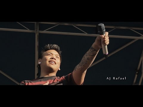 AJ Rafael @ The Filipino Sun Festival 2014