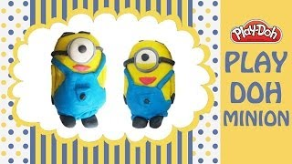 Play Doh | How To Make Minions with Play Doh from Despicable Me