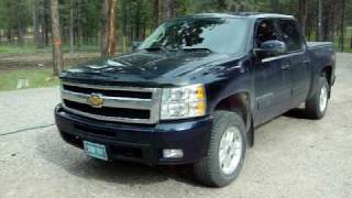 One year ownership update 2009 Chevrolet Silverado 1500 Crew Cab LTZ 4x4 6.2L V-8 videos