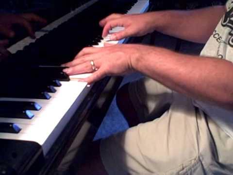 lynyrd Skynyrd, Sweet home alabama, piano cover, free style