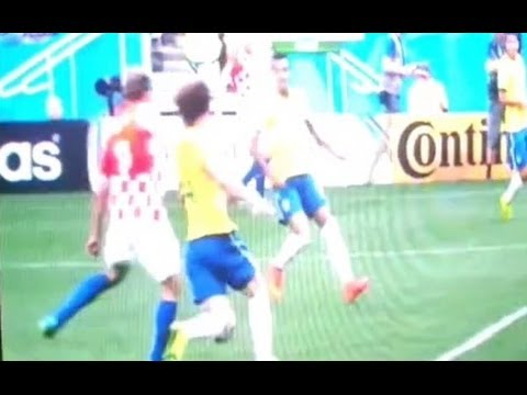 Brazil vs Croatia 3-1 All Goals [12.6.2014]