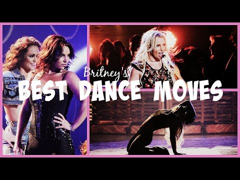 Britney Spears-Best Dance Moves (2014) -Piece of Me Tour