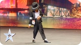 Semifinalist 48 - Kingsley Little MJ di Indonesia's Got Talent