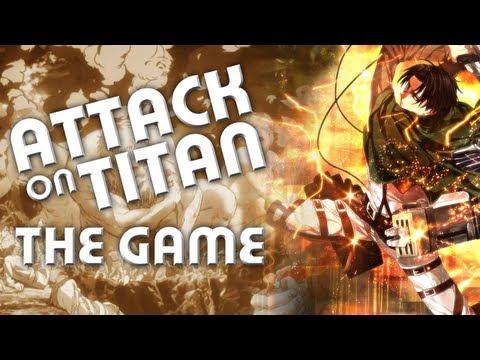 Attack on titan: The Game - CHÚNG TA CÙNG SĂN TITAN!!!