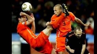 Cuplikan Pertandingan Belanda Vs Spanyol (5-1) ~ Piala