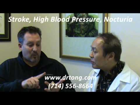 Eric (Part A) - Stroke, High Blood Pressure, Nocturia