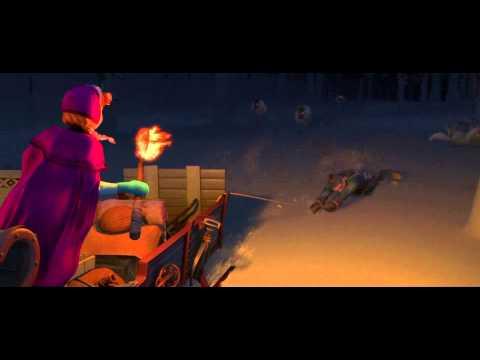 Frozen - Nữ Hoàng Băng Giá (3D) - Phim Clip - Chủ động