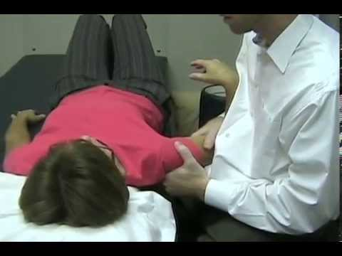 Physical Therapy for a Frozen Shoulder
