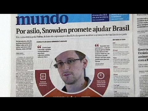 Brazil is not considering asylum for Snowden