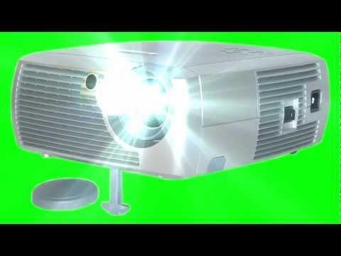 Green Screen Projectors (1080p HD)