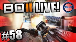 """GO GO DEATH MACHINE!"" - BO2 LIVE w/ Ali-A #58 - Black Ops 2 Multiplayer Gameplay"