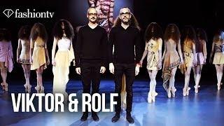 Viktor & Rolf Spring/Summer 2014 FULL SHOW Paris Haute
