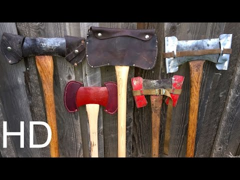 The Axe Is Back! - Ultimate Sheath