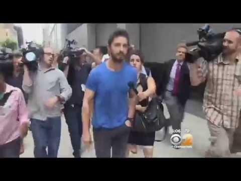 Shia LaBeouf Out Of Custody After Arrest At 'Cabaret' Performance