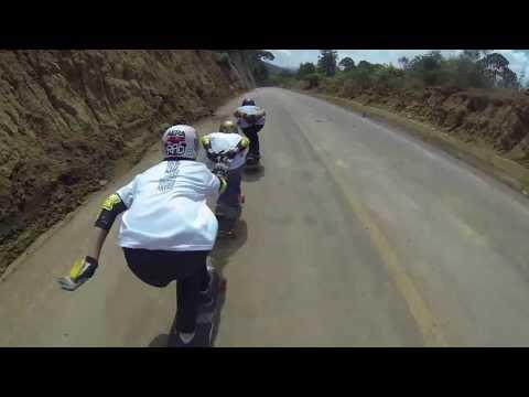 El Tigre Freeride - Raw run