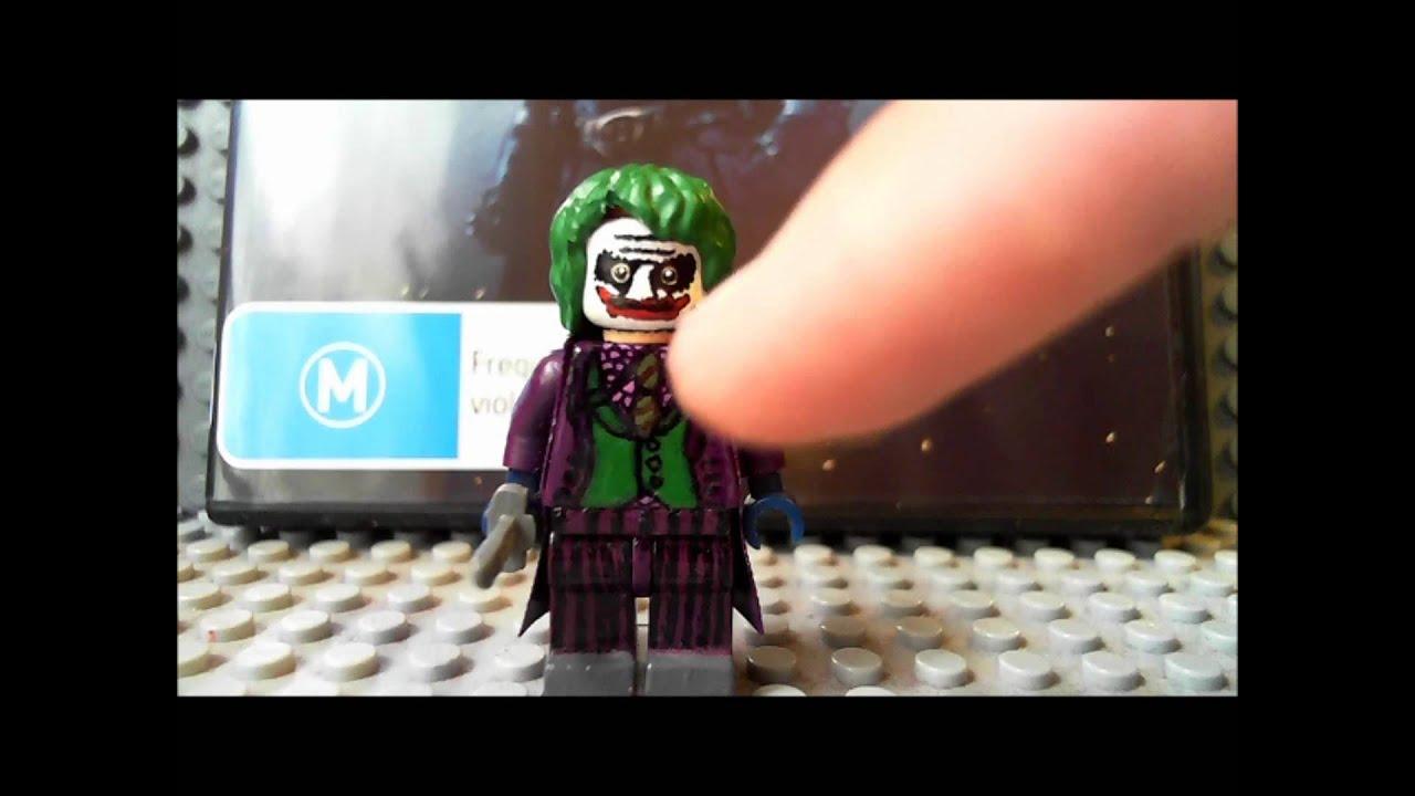Джокер как сделать из лего