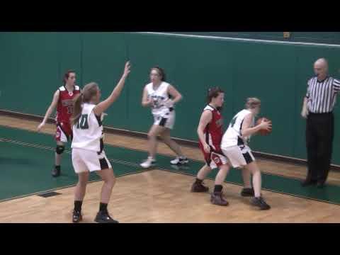 Chazy - Willsboro Girls 1-4-12
