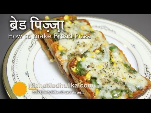 Bread pizza recipe quick bread pizza recipe forumfinder Gallery
