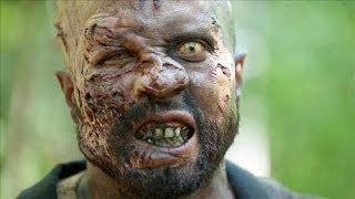 'Walking Dead' Zombie Makeup Tips and Tricks | Greg Nicotero Interview