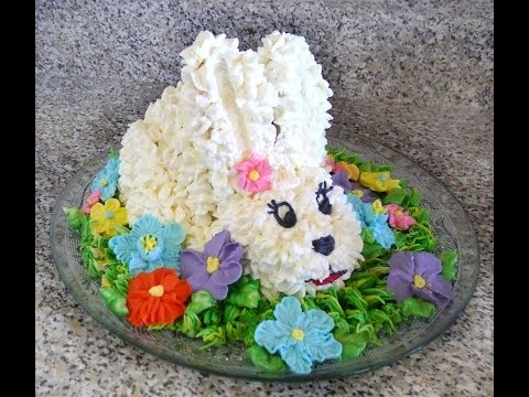 Images Easter Bunny Cake