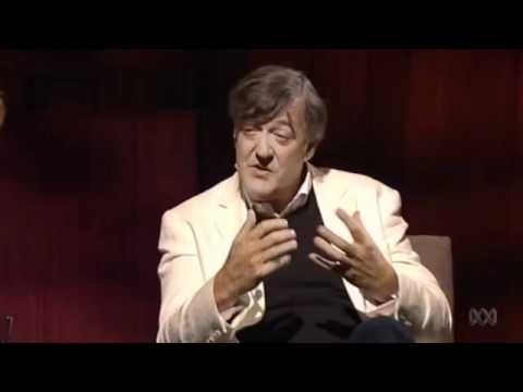 Stephen Fry on Manic Depression