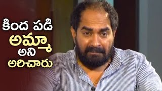 Krish emotional on Balaiah's accident on GPSK sets..