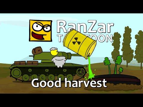 Tanktoons - Dobrý sběr