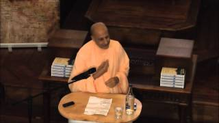 His Holiness Radhanath Swami, The Cambridge Union Society