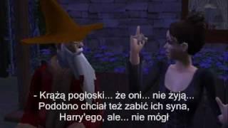 Harry Potter I Kamień Filozoficzny Sims 2 Ver. Część